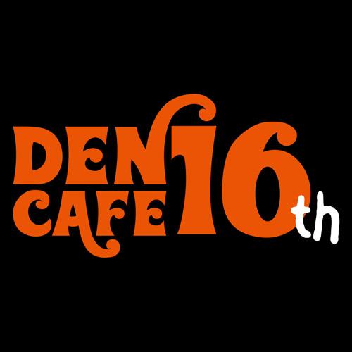 DENCAFE16周年記念パーティーのお知らせ